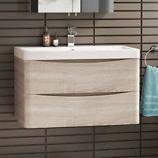 countertop bathroom sink units counter top sink unit ebay