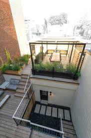 Deck Patio Design Pictures Spacious 4 Level Back Deck Patio Design In Montréal Canada
