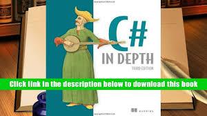 hadoop definitive guide pdf download c in depth 3rd edition jon skeet full book video