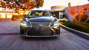 lexus ls lsh the new ls is damn near accident proof clublexus