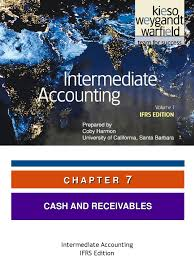 intermediate accounting ifrs edition volume 1 bad debt fair value