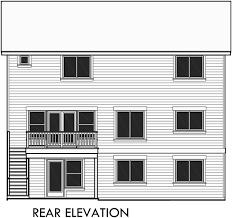 Walkout Basement Plans House Plans 2 Story House Plans 40 X 40 House Plans 10012