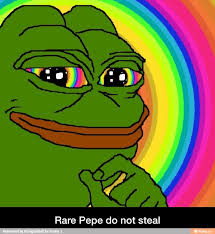 Psychedelic Meme - psychedelic rare pepe know your meme
