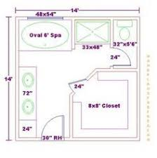 Master Bathroom Dimensions Your Guide To Planning The Master Bathroom Of Your Dreams