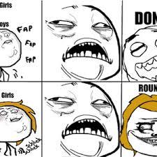 Schlick Meme - when boys fap and girls schlick by youshootishootweallshoot meme