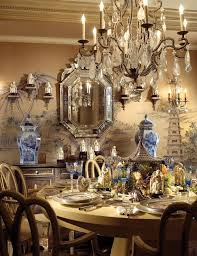 elegant chandeliers dining room photo on simple home designing
