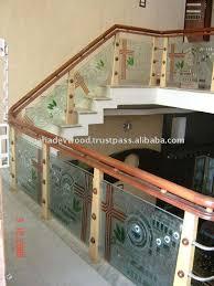 Glass Banister Staircase Wood Glass Railing U2013 Smartonlinewebsites Com
