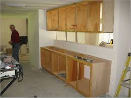 Build Kitchen Island by How To Make Your Own Kitchen Cabinets Voluptuo Us