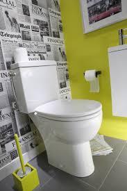 Tapisserie Wc by On N U0027est Jamais à Cours De Lecture Dans Les Toilettes Toilette
