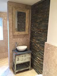 bathroom ideas travertine interior design