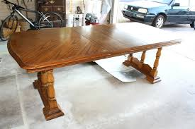 dining table turning a door into a dining room table another
