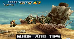 metal slug 2 apk guide metal slug 2 合金彈頭2 apk apkname