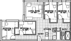 room floor plans student services residence and housing room rates