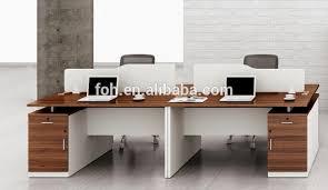 Office Desk Workstation Modular Office Desk With Desktop Divider Office Workstation