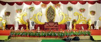 Wedding Stage Decorations Decorators