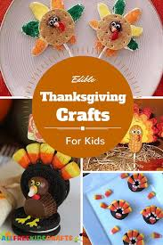 Thanksgiving Crafts For Middle Schoolers 24 Edible Thanksgiving Crafts For Kids Allfreekidscrafts Com