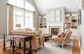 Interesting Cozy Cottage Living Room Of Images Style Rooms Inside - Cottage style family room