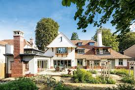 styles of houses to build arts crafts style self build home homebuilding renovating