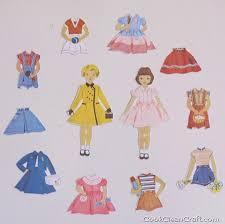 18 paper dolls images barbie paper dolls