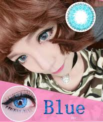 qualified muse big eye contacts colorful contact lenses