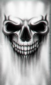 learn a skull drawing tutorial tattoos pop culture free