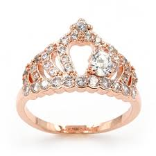 new promise rings images White gold plated rose gold promise rings for men new promise gold jpg