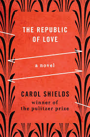 Scottish Love Quotes by The Republic Of Love A Novel Carol Shields 9781480459861