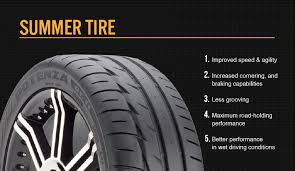 Most Comfortable Tires Summer Tires Vs All Season Tires Bridgestone Tires