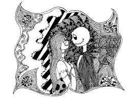 jack and sally coloring pages corpse bride coloring pages
