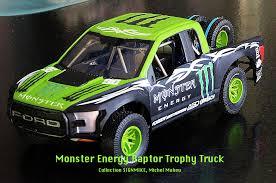 randy ayers u0027 nascar modeling forum topic monster energy