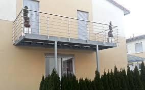 balkon metall balkon und balkongeländer all metall tec metzingen