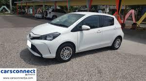 m toyota 2014 toyota vitz 1 86m neg cars connect jamaica