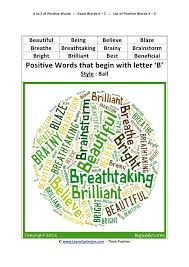 a to z of positive words ebook