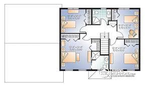 plan etage 4 chambres plan de maison à étage 4 chambres immobilier pour tous