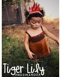 Tiger Lily Halloween Costume Halloween Costume Ideas Creatively Scary Tigers Modern