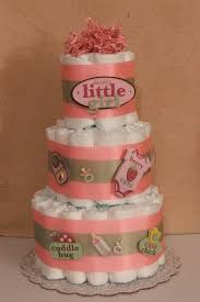 diaper cakes diapering baby