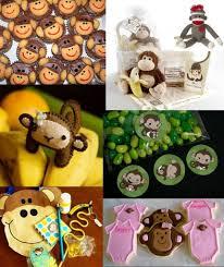 baby shower monkey theme ideas omega center org ideas for baby