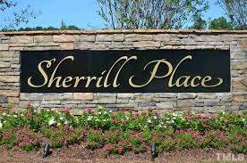 sherrill place coldwell banker howard perry and walston builder