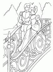 cinderella horse carriage coloring pages coloring pages