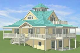 Lake House Plans Walkout Basement Walkout Basement House Plans Hillside House Plans With Walkout