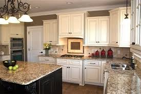 kitchens with different colored islands kitchen traditional antique white kitchen cabinets photos antique