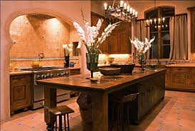 Mediterranean Kitchen Ideas Kitchen Mediterranean Kitchen With Modern Decorating Kitchen