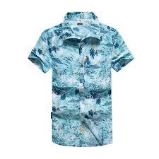 aliexpress com buy shirt summer style palm tree print