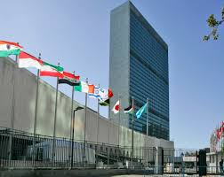 United Nation Flag New York Israel Urges Un Leaders To Reject Palestinian Attempt