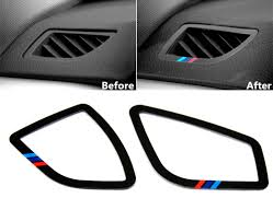 bmw 3 series accesories aliexpress com buy dashboard air conditioner outlet decoration