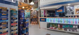 putting a fresh coat on paint retail momentum design