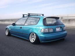 1995 honda civic hatchback feature kohtaro iwasa s 1995 honda civic hatchback