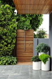 Teak Outdoor Shower Enclosure by Best 25 Outdoor Shower Inspiration Ideas On Pinterest Beach