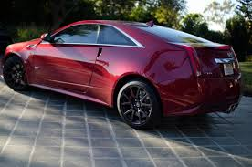 2013 cadillac cts review 2013 cadillac cts v coupe review