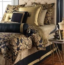 Cream And Black Comforter Best 25 Gold Bedding Sets Ideas On Pinterest Gold Bedding